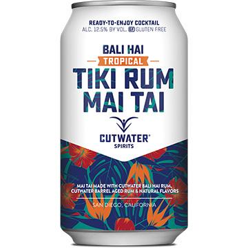 Cutwater Bali Hai Tiki Rum Mai Tai
