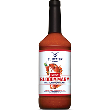 Cutwater Spicy Bloody Mary Mix