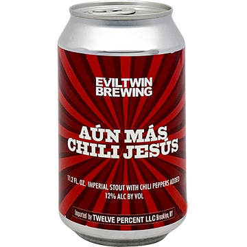Evil Twin Aun Mas Chili Jesus