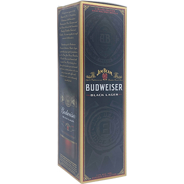 Budweiser Reserve Black Lager 2019 Holiday Gift Box