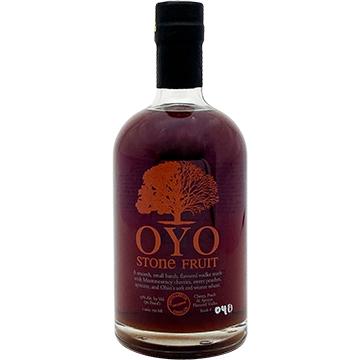OYO Stone Fruit Vodka