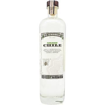 St. George Green Chile Vodka