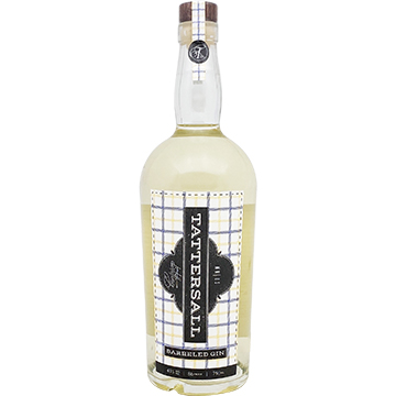 Tattersall Barreled Gin