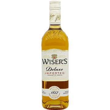 J.P. Wiser's Deluxe Blended Canadian Whiskey