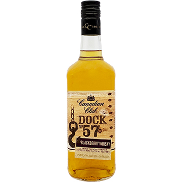 Canadian Club Dock No. 57 Blackberry Whiskey