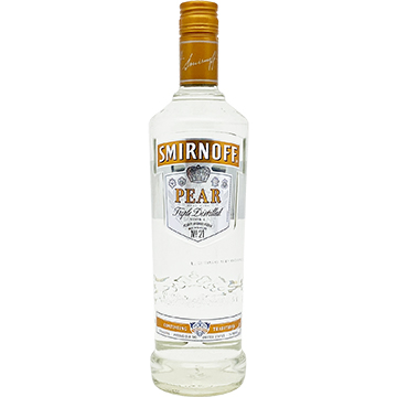 Smirnoff Pear Vodka
