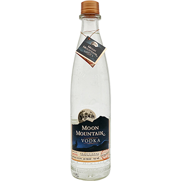 Moon Mountain Organic Vodka