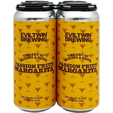 Evil Twin The Art of Mixing A Beer Passion Fruit Margarita