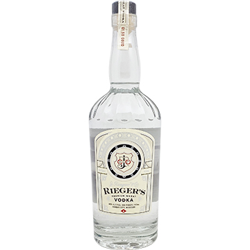 J. Rieger's Premium Wheat Vodka