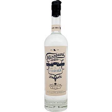 Missouri Spirits Vodka