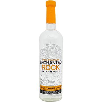 Enchanted Rock Peach Vodka