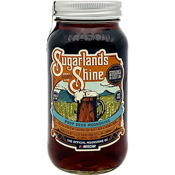Sugarlands Shine Root Beer Moonshine Whiskey