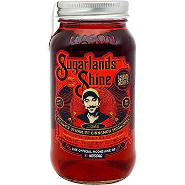 Sugarlands Shine Tickle's Dynamite Cinnamon Moonshine Whiskey