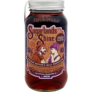 Sugarlands Shine Peanut Butter & Jelly Moonshine Whiskey