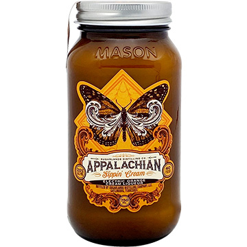 Sugarlands Appalachian Electric Orange Sippin' Cream Liqueur