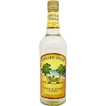 Chilled Dills Pickle Vodka