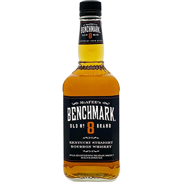 Benchmark Old No. 8 Kentucky Straight Bourbon Whiskey