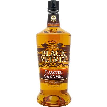 Black Velvet Toasted Caramel Whiskey
