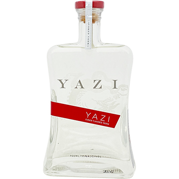 Yazi Ginger Vodka
