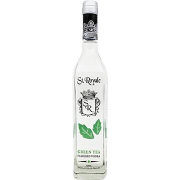 St. Royale Green Tea Vodka