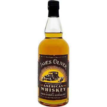 James Oliver American Bourbon Whiskey