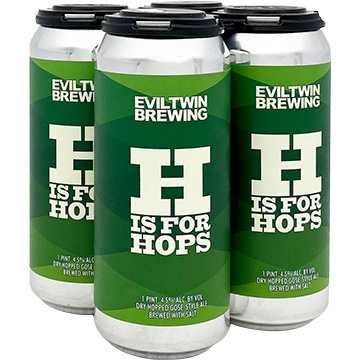 Evil Twin H is for Hops