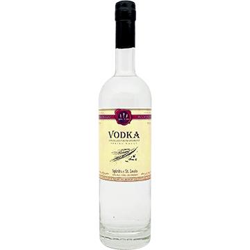 Spirits of St. Louis Vodka