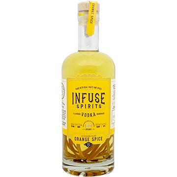 Infuse Spirits Orange Spice Vodka