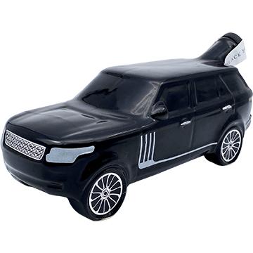 Black Soul Vodka Range Rover Decanter