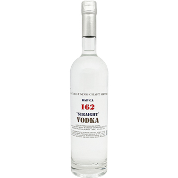 DSP CA 162 Straight Vodka