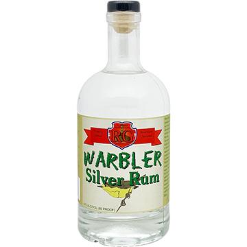 R. Griesedieck Warbler Silver Rum