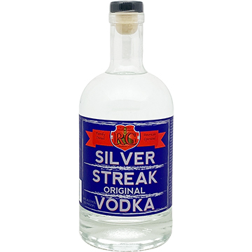R. Griesedieck Silver Streak Vodka