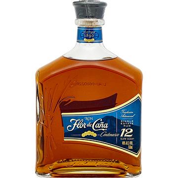 Flor de Cana Centenario 12 Year Old Rum