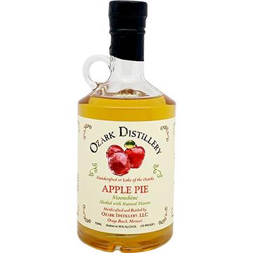 Ozark Distillery Apple Pie Moonshine Whiskey