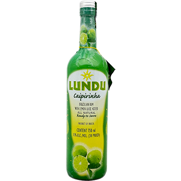 Lundu Caipirinha Lime Cocktail