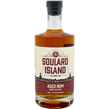 Soulard Island Aged Rum