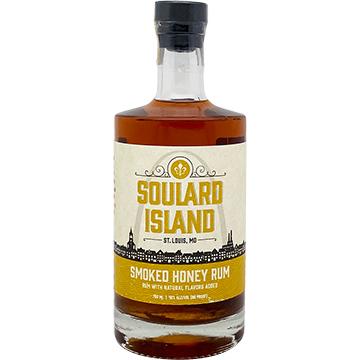 Soulard Island Smoked Honey Rum