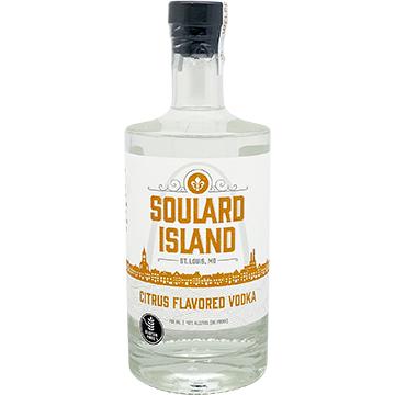 Soulard Island Citrus Vodka