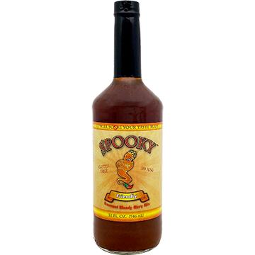 Spooky Friendly Gourmet Bloody Mary