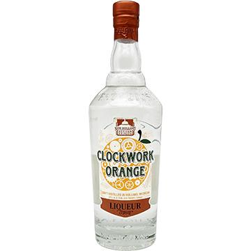 New Holland Clockwork Orange Liqueur