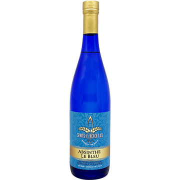 Spirits of French Lick Absinthe Le Bleu Liqueur