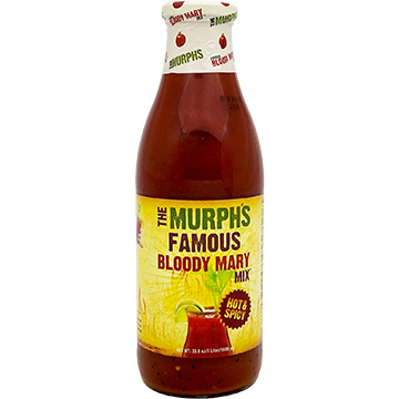 The Murph's Hot & Spicy Bloody Mary Mix