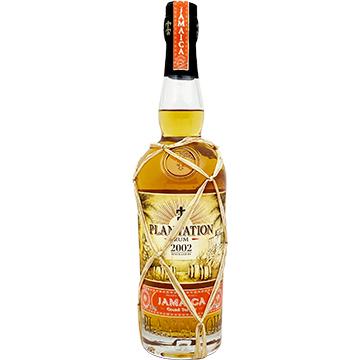 Plantation Jamaica Rum 2002