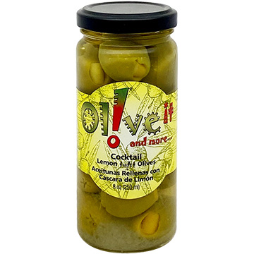 Olive-it Lemon Twist Stuffed Olives