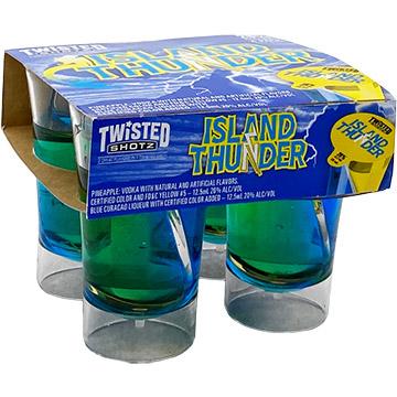 Twisted Shotz Island Thunder
