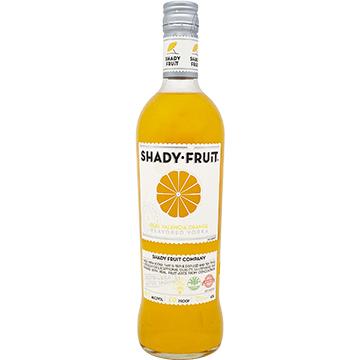 Shady Fruit Valencia Orange Vodka