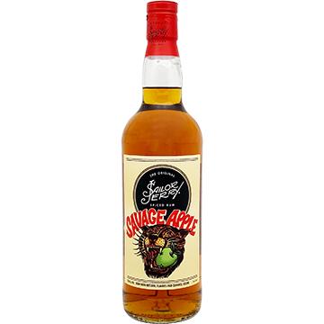 Sailor Jerry Savage Apple Rum