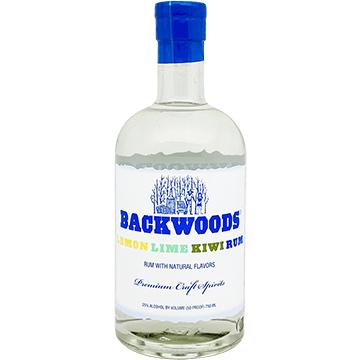 Backwoods Lemon Lime Kiwi Rum
