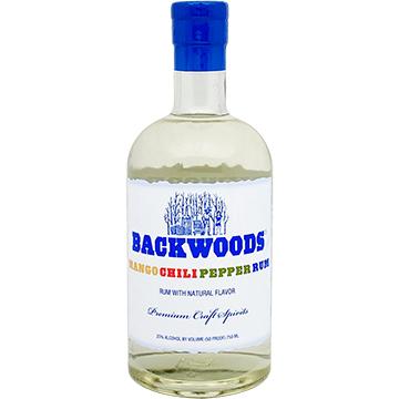 Backwoods Mango Chili Pepper Rum