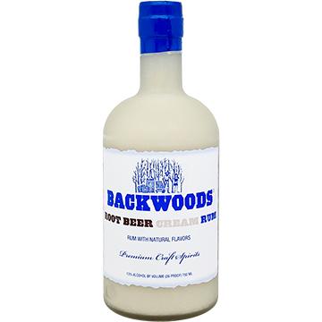 Backwoods Root Beer Cream Rum